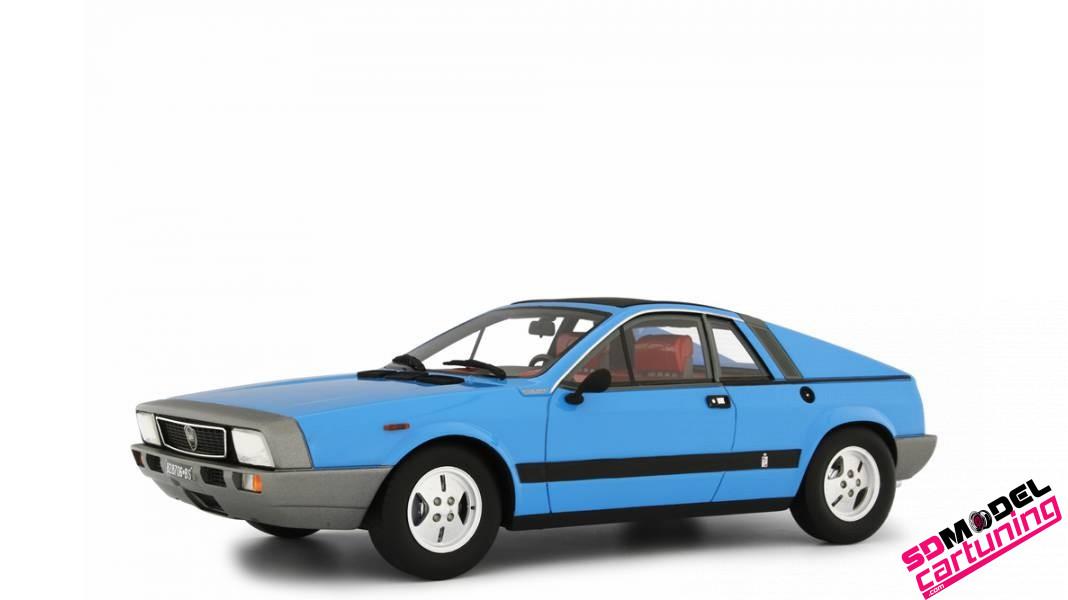 1:18 Lancia Beta Montecarlo 1975 blue