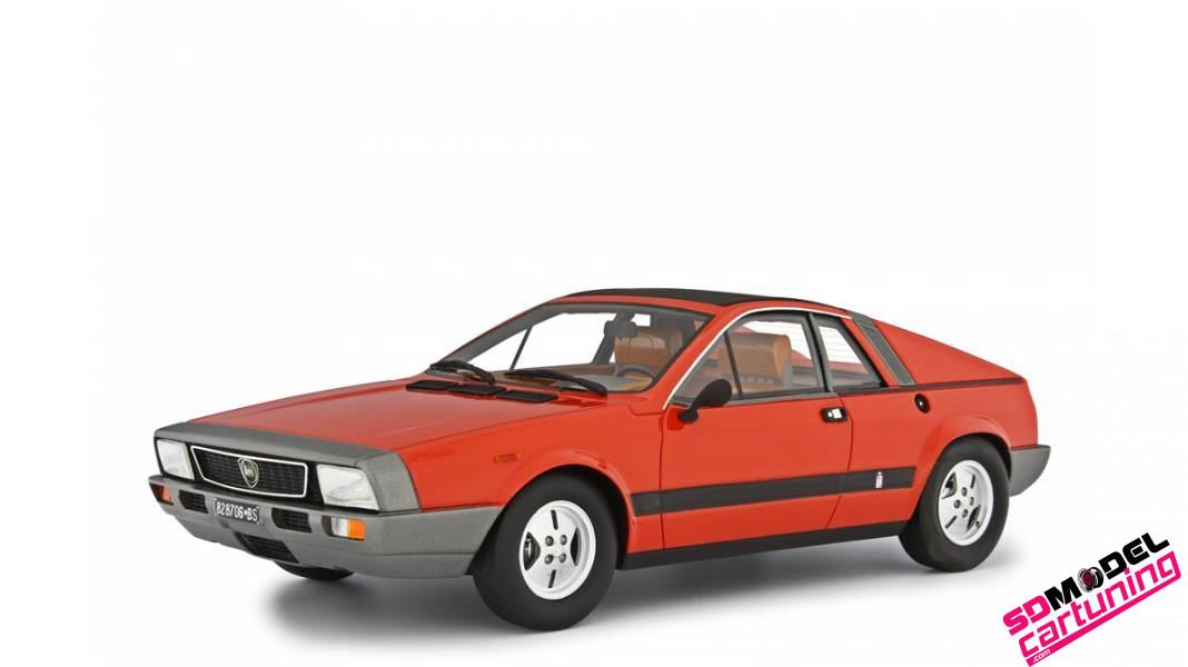 1:18 Lancia Beta Montecarlo 1975 rood