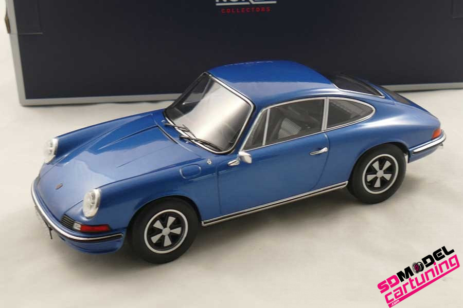 1:18 Porsche 911 S Coupe 1973