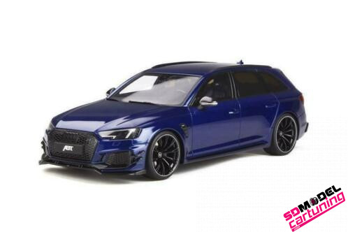 1:18 Audi RS4-R ABT 2019 ASIA EXCLUSIVE