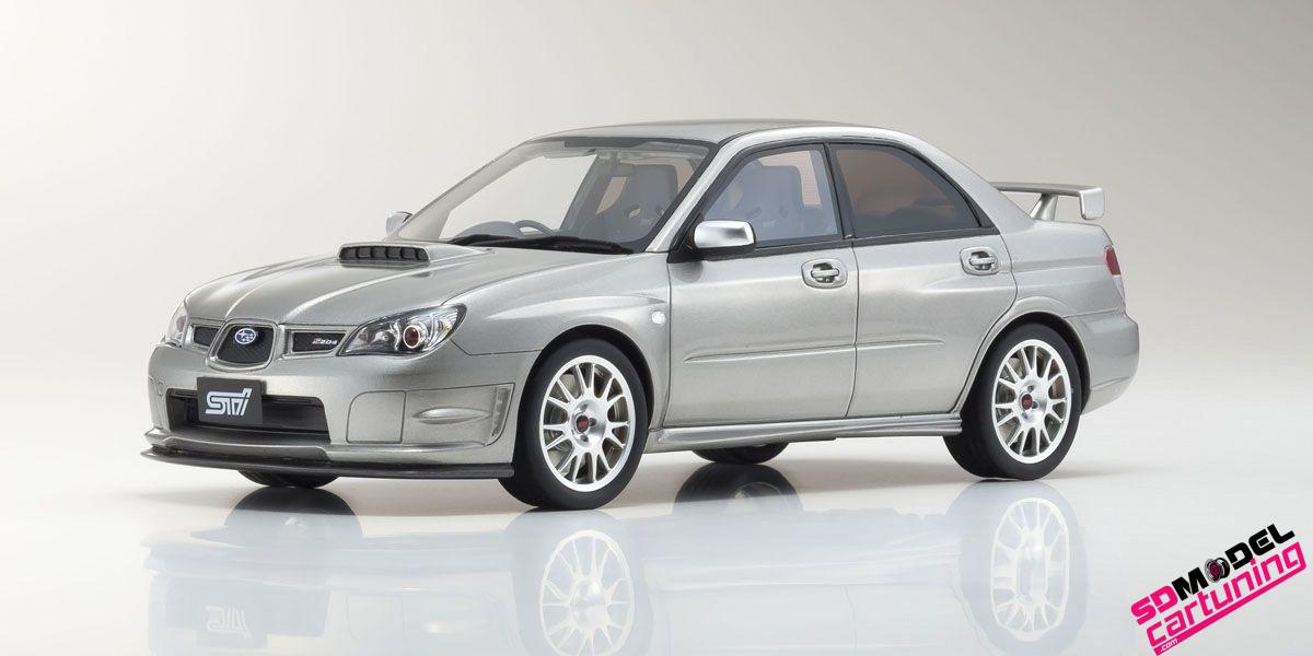 1:18 Subaru Impreza STI S204 ASIA EXCLUSIVE