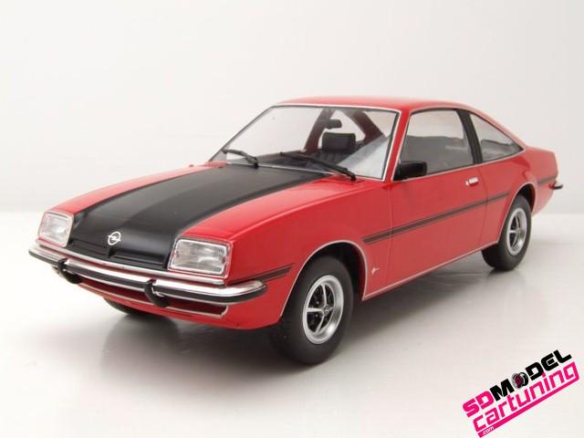 1:18 Opel Manta B SR Rood