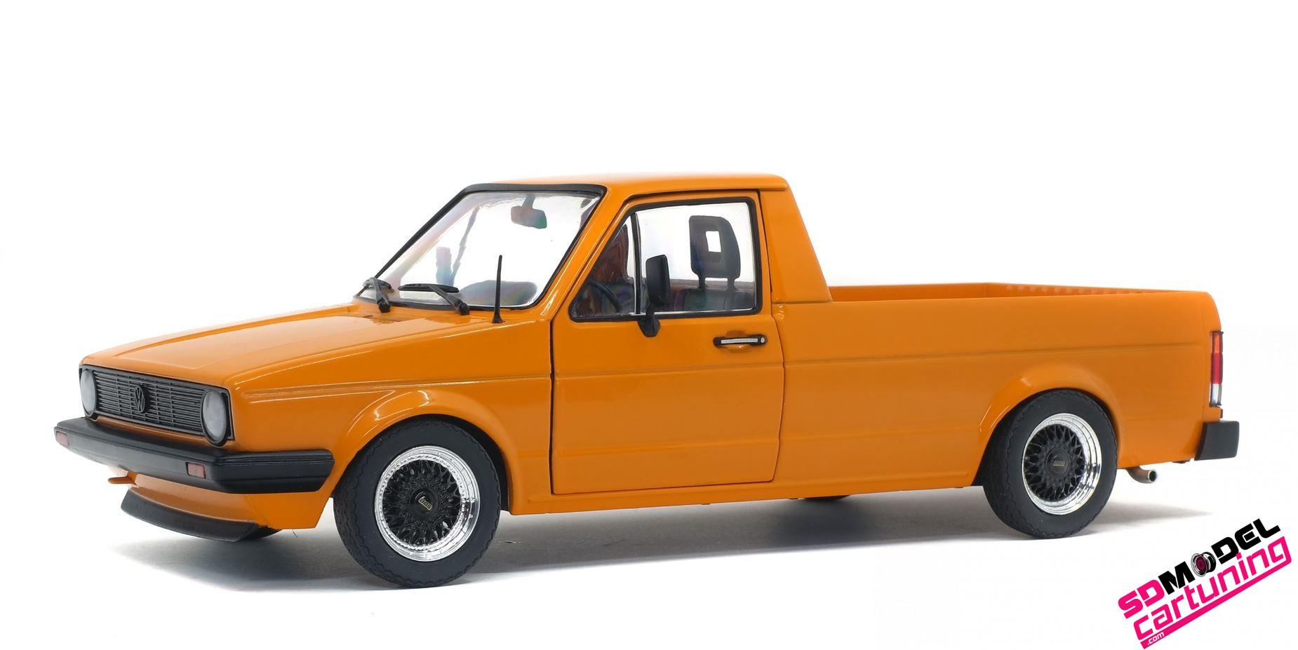 1:18 Volkswagen Caddy mk1 Custom
