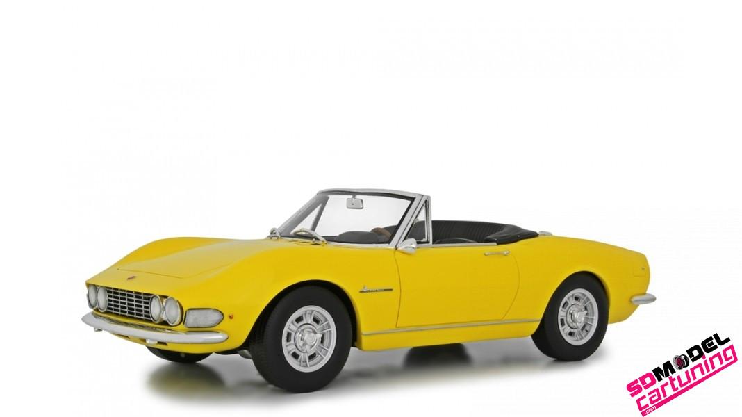 1:18 Fiat Dino Spider 2000 1967 geel