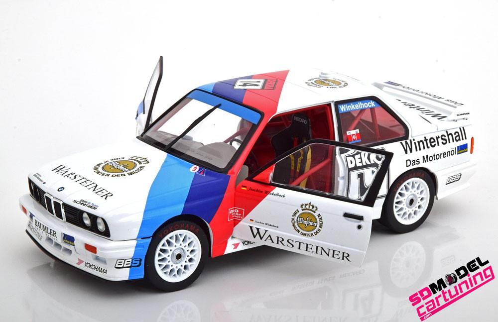 1:18 BMW E30 M3 bmw motorsport DTM