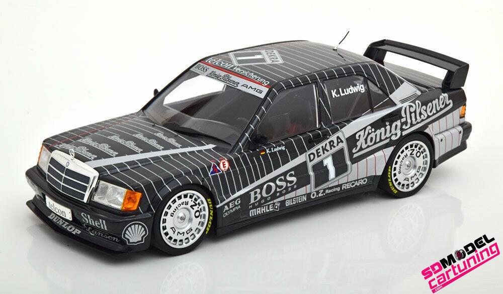 1:18 Mercedes benz 190E 2.5 16V Evo1 K.Ludwig DTM 1989