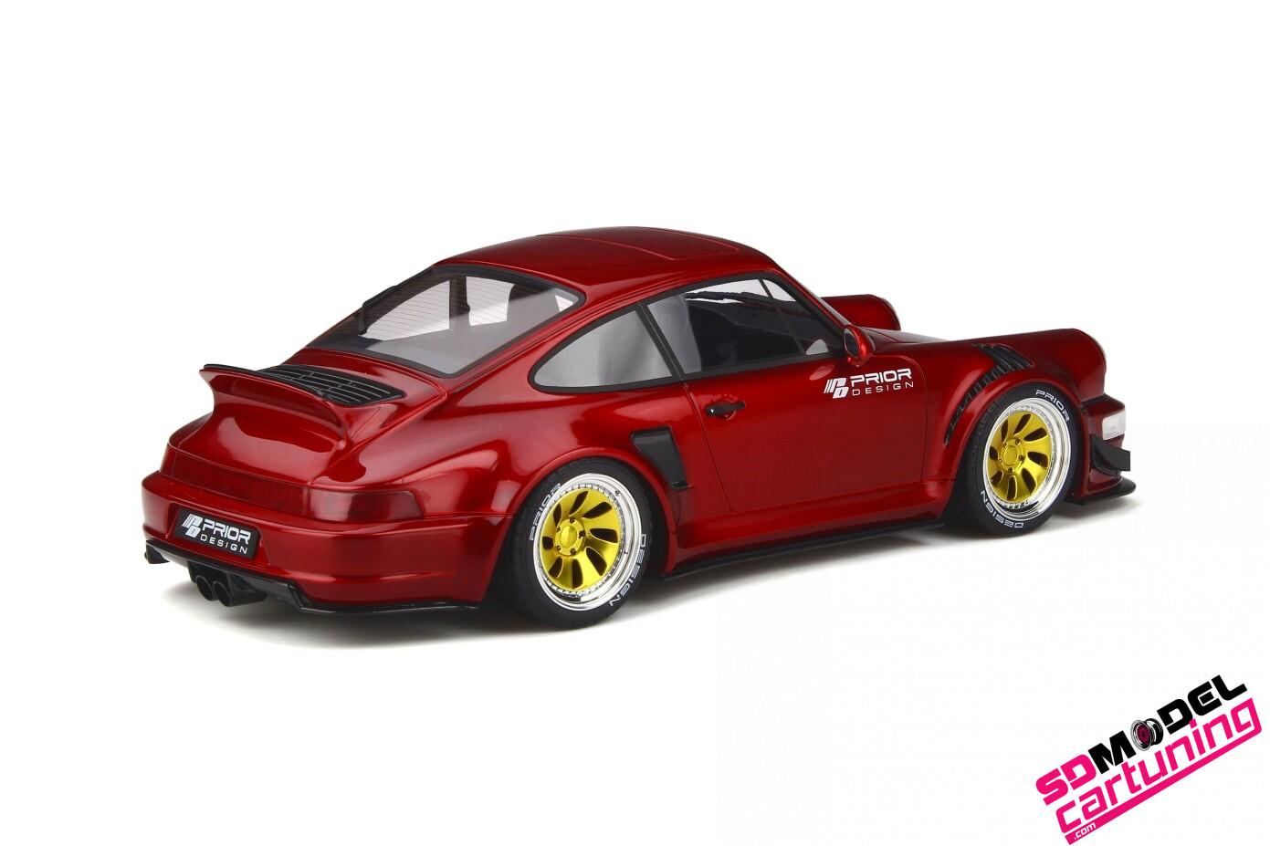 1:18 Porsche 964 Turbo Prior design