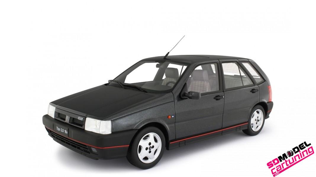 1:18 Fiat Tipo 2.0 16V 1991 Grijs