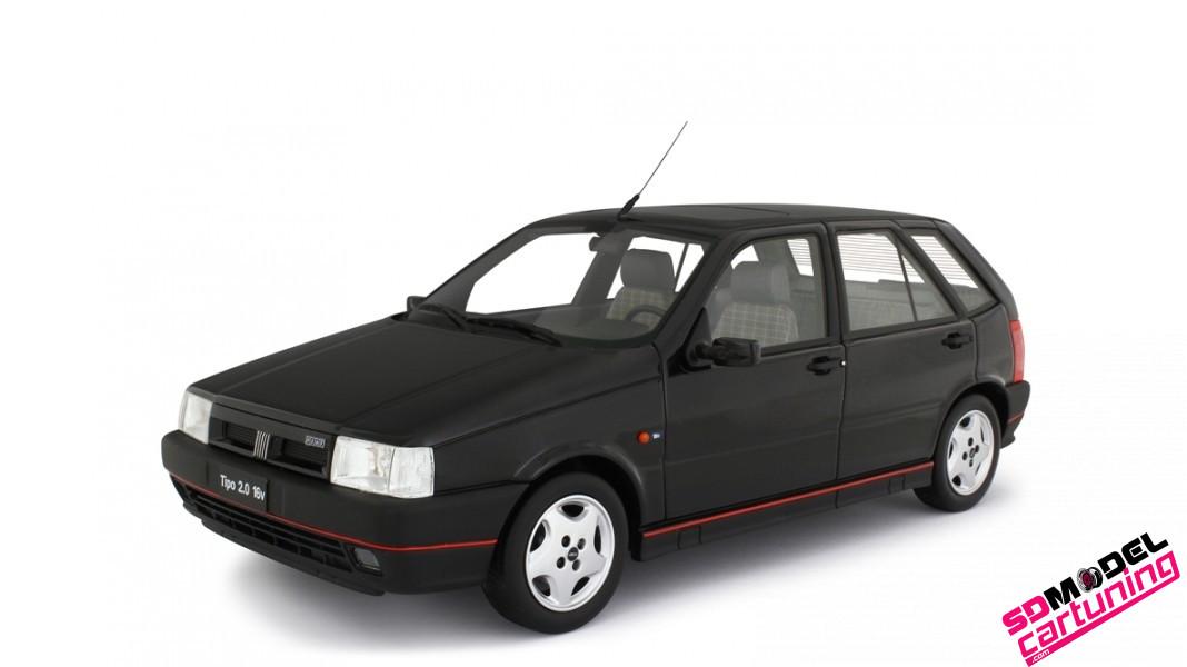 1:18 Fiat Tipo 2.0 16V 1991 Zwart