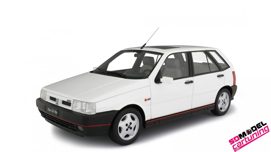 1:18 Fiat Tipo 2.0 16V 1991 Wit